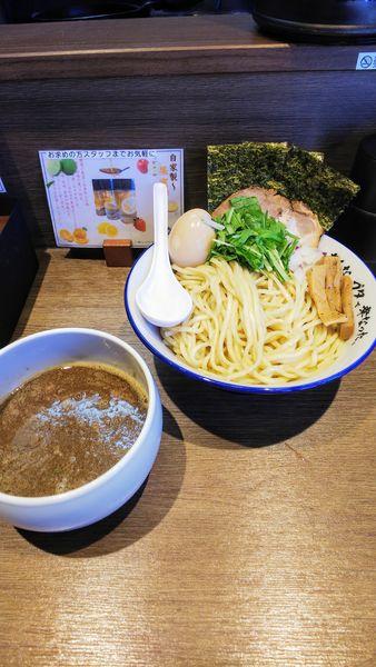 「特製つけ麺」@さかなとブタで幸なった。の写真