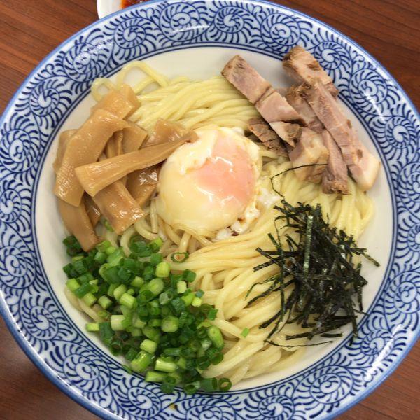 「まぜそば 650円+辛味」@ちょっと美味しい中華食堂 大門の写真