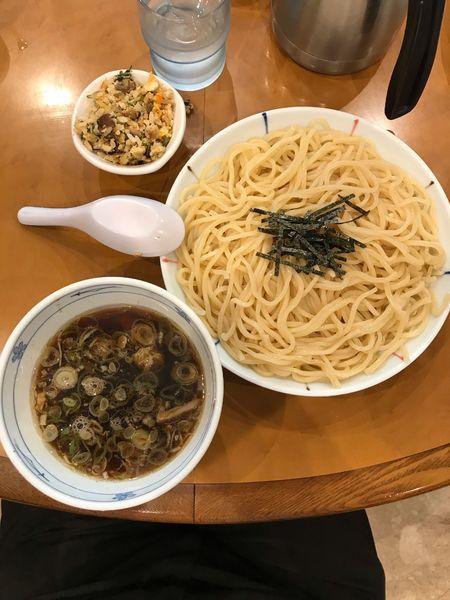 「つけ麺 700円」@好日の写真