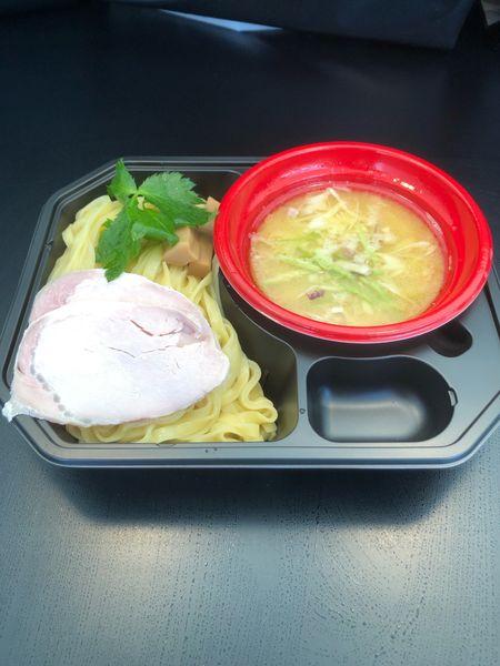 「超真鯛の濃密塩つけ麺」@大つけ麺博 美味しいラーメン集まりすぎ祭の写真
