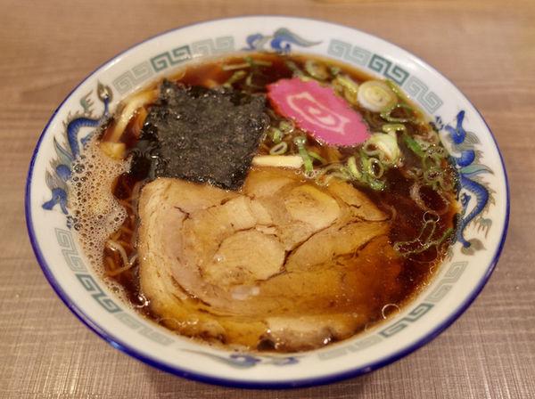 「醤油ラーメン…750円」@夏堀の写真