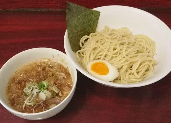 「濃厚つけ麺」@麺や とらの写真