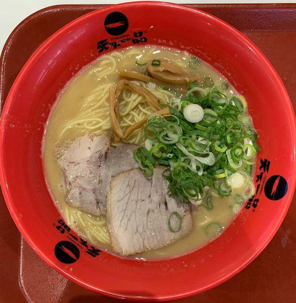 「こってり(大)」@天下一品 イオンモール京都五条店の写真