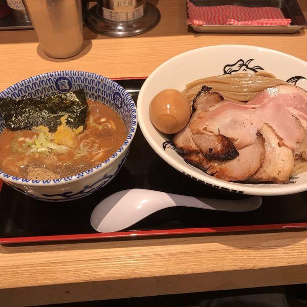 「濃厚特製つけ麺 大」@松戸富田麺業の写真
