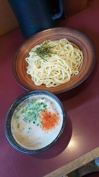 「つけ麺900円」@つけ麺 ぼうずの写真