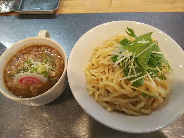 「つけ麺(¥850)」@つけ麺・汁なし専門店 R 中村店の写真