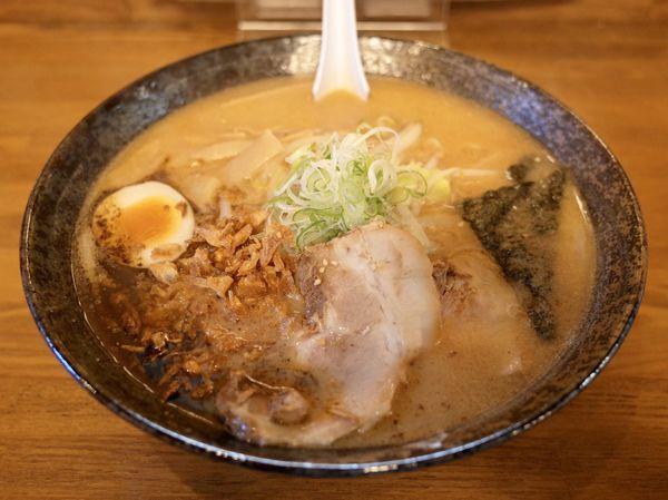 「こがしネギ味噌…800円(税別)」@らー麺 たら福の写真