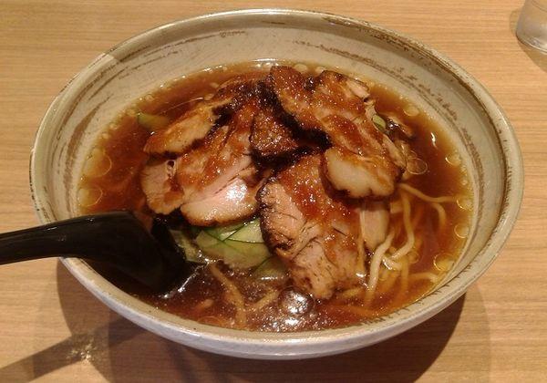 「雲白(うんぱい)冷麺(950円)」@しゅうまい屋の写真