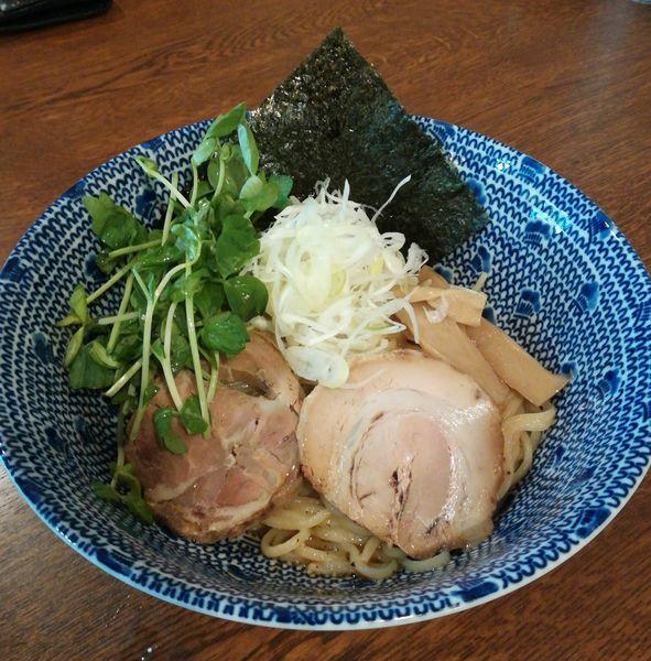 「油そば」@麺や ふくろうの写真