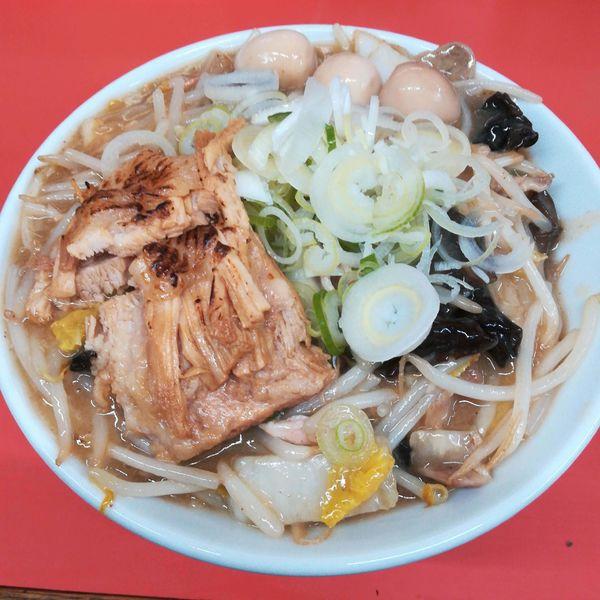 「塩あんかけ麺(仮)」@ぬ〜どる専門店 バカみたいに愛してたの写真