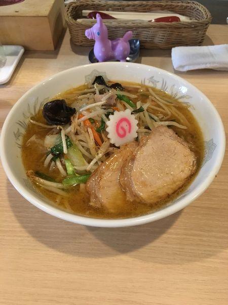 「味噌ラーメン」@麺&cafe Coi.Coi.の写真