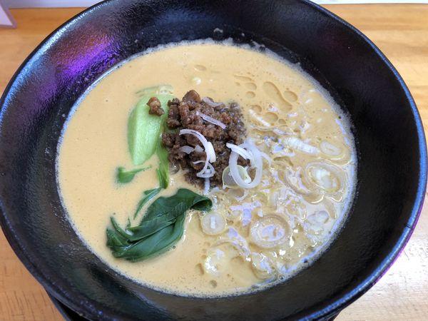「特製担々麺 ¥850」@中華料理 公喜の写真