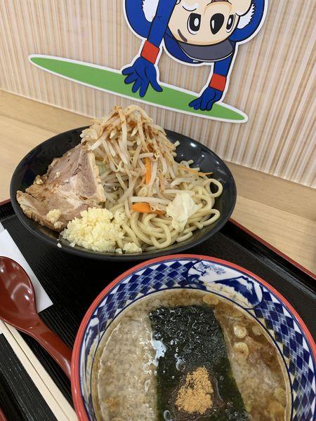 「背脂番長」@つけ麺専門店 三田製麺所 イオンモールナゴヤドーム前店の写真