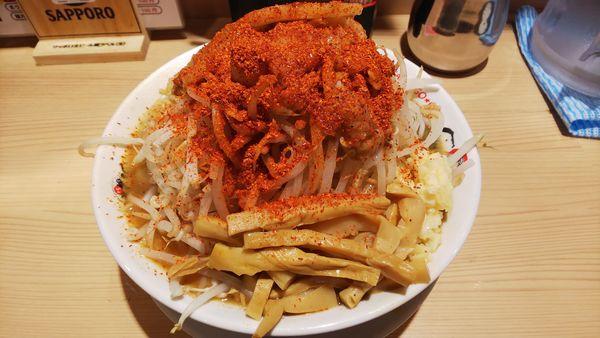 「三重二郎 RED 890円」@フジヤマ55 近鉄四日市店の写真