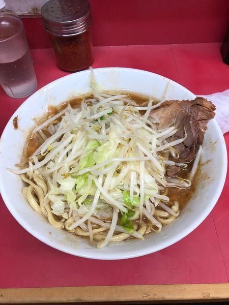 「小」@ラーメン二郎 環七一之江店の写真