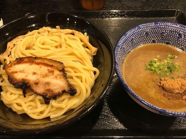 「濃厚魚介つけ麺+麺増し 850+130円」@麺屋 中川會 錦糸町店の写真