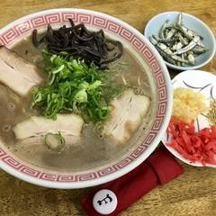 中華蕎麦 丸め 東久留米店の写真
