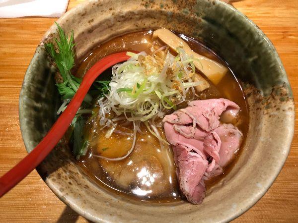 「焼きあご塩らー麺 820円」@焼きあご塩らー麺 たかはしの写真