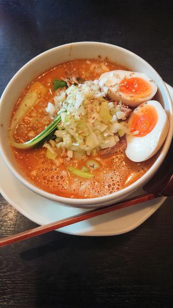 「特製担々麺 大盛」@ラーメン 富士亭の写真