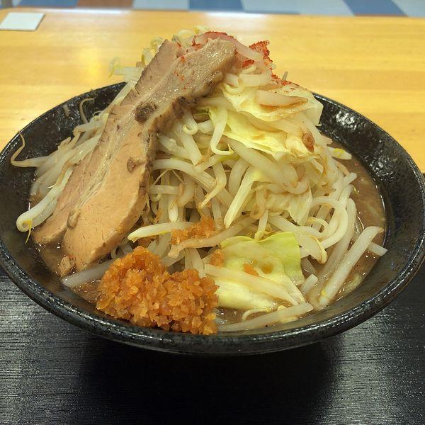 「まじ麺(780円)」@真麺目の写真