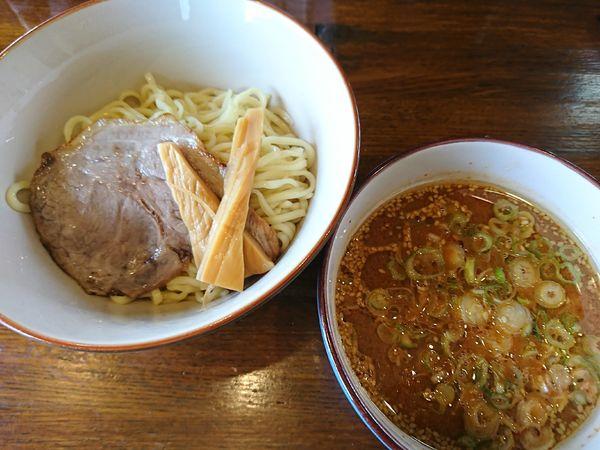 「味噌つけ麺(850円)」@中華そば GO.TO.KU ~仁~の写真