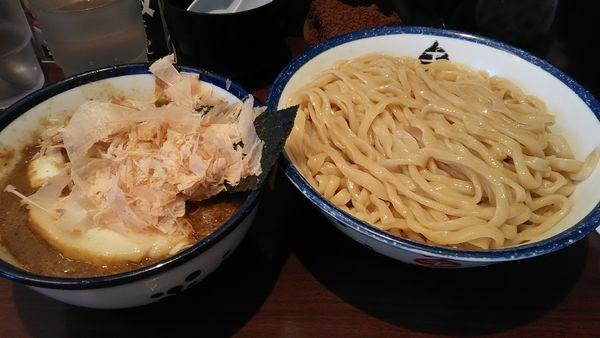 「つけ麺 中 + チャーシュー」@つけめん 玉の写真
