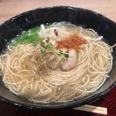 尾道 鶏そば イオンモール広島府中店の写真