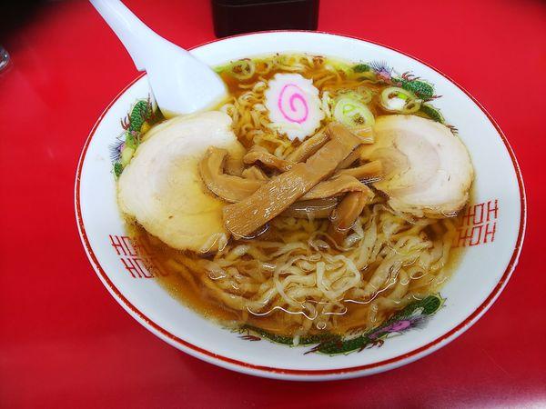 「ラーメン」@岡崎麺の写真
