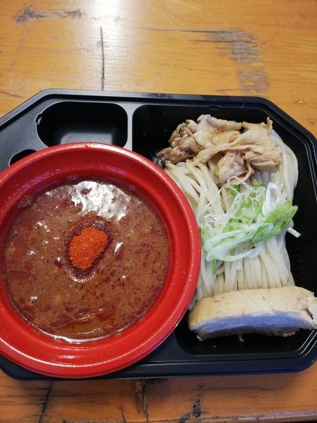 「濃厚肉味噌つけ麺」@大つけ麺博 美味しいラーメン集まりすぎ祭の写真