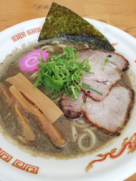 「濃厚煮干そば」@大つけ麺博 美味しいラーメン集まりすぎ祭の写真