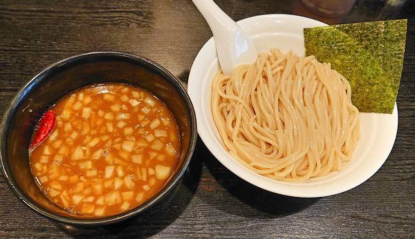 「カレーつけ麺890 (麺量=小→茹で後450g)」@大勝軒まるいち 大宮店の写真