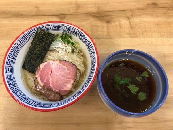「昆布水のあっさりつけ麺」@麺処 有彩の写真