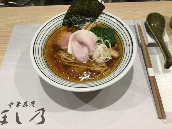 「中華蕎麦(¥800)」@中華蕎麦 ほし乃の写真