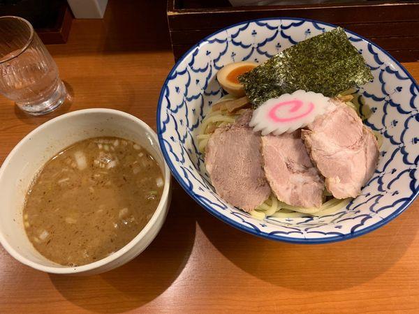 「得つけ麺」@麺恋処 いそじの写真