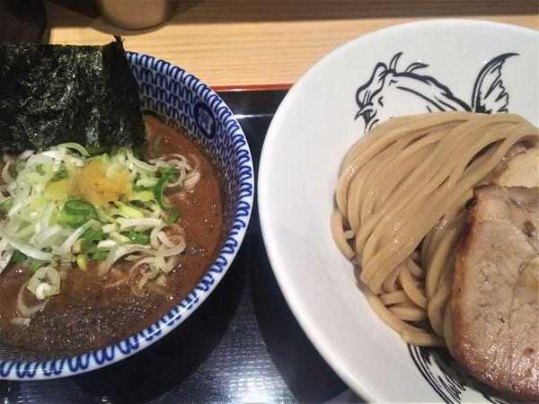 「濃厚つけ麺 並¥900」@松戸富田麺業の写真