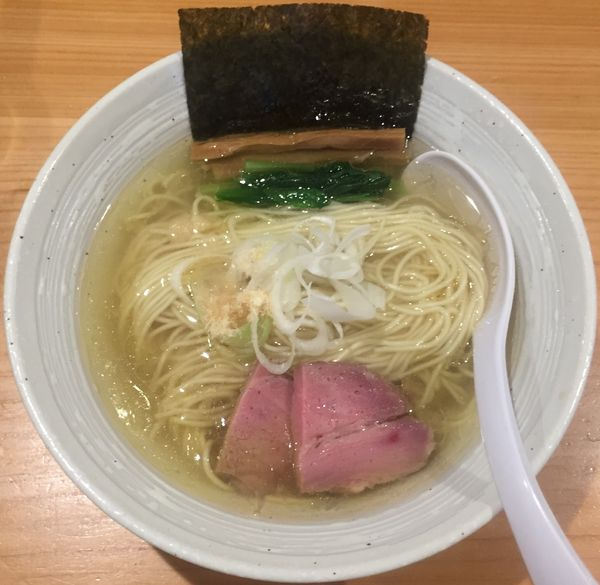 「塩850円他」@麺屋 さくら井の写真