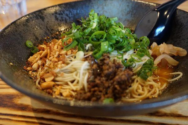 「燃麺」@麻辣小麺の写真