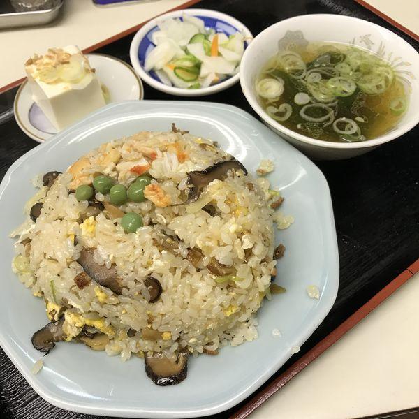 「五目炒飯(¥850)」@凡太楼の写真
