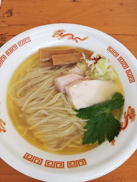 「煌めきの塩そば」@大つけ麺博 美味しいラーメン集まりすぎ祭の写真