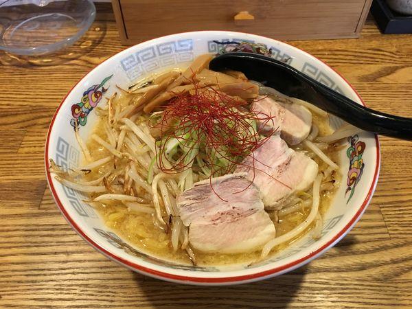 「札幌味噌ラーメン」@食彩処 咲くらの写真