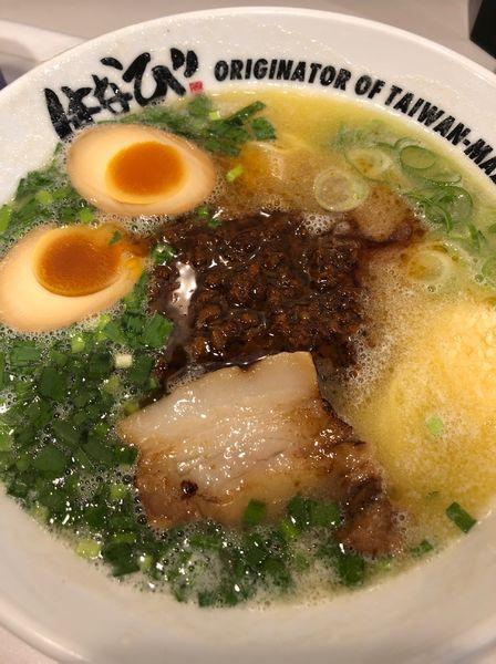 「名古屋鶏白湯ラーメン」@麺屋 はなび 京都拉麺小路店の写真