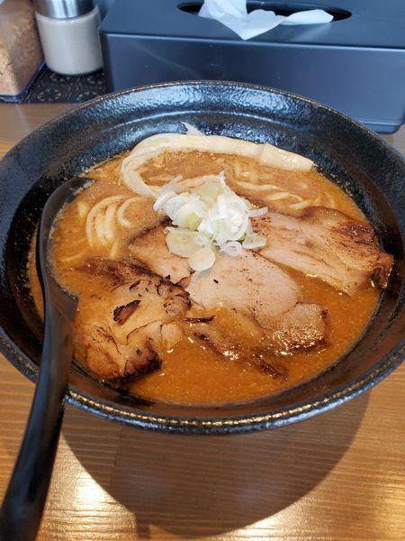 「みそらーめん」@みそ専門 麺処いずみの写真