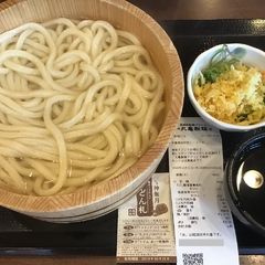 丸亀製麺 柏駅南口店の写真