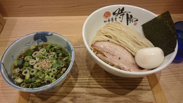 「ホロホロ雉つけ麺 ¥800」@中華蕎麦 時雨の写真