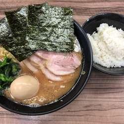 家系らーめん 武蔵家 川越店