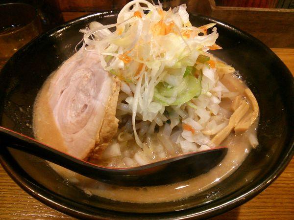 「味噌らーめん」@麺処 花田 上野店の写真