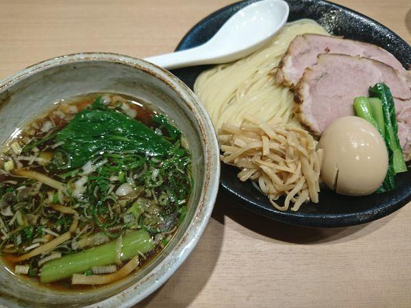 「特製つけ麺(1100円)」@麺 かつら木の写真