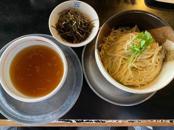 「淡麗つけ麺 700円」@麺坊 炗の写真